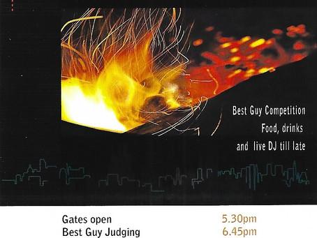 Bonfire Night Tickets on Sale