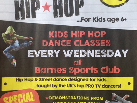 Street Dance at the Club