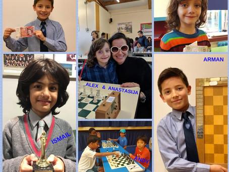 Desert Penguins Triumph in London Chess Tournaments
