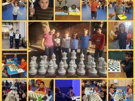 Sensational Performance for Desert Penguins Chess Club