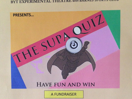 THE SUPA QUIZ