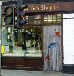 Barnes Fish Shop