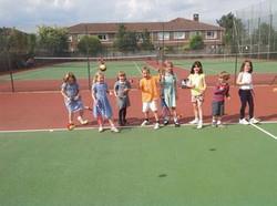 Tennis Courts Kids