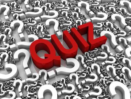 Grab a team, it is Quiz Night!