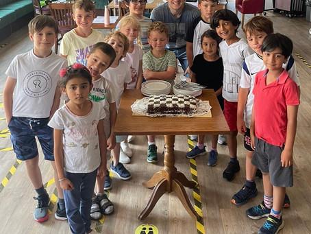 Desert Penguins Junior Chess Club's Star Keeps on Shining