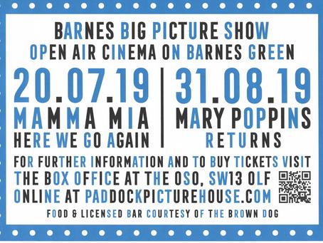 Barnes Big Picture Show
