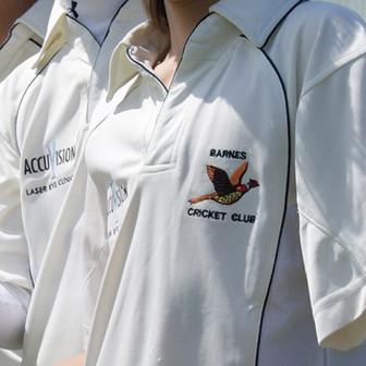 100th Cricket Season in Barnes