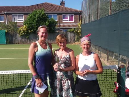 Barnes Tennis Club Finals Day