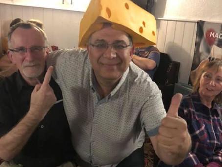 Cheese Night
