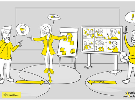 Effectief brainstormen in de #anderhalvemetereconomie