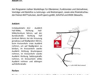 TSV Vereinsinformation 2017