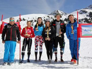 AUTOPARK BC Slalom mit Bezirk Schwaz