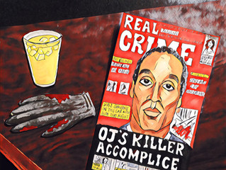 Now in Association with the Worlds Favourite True Crime Magazine!