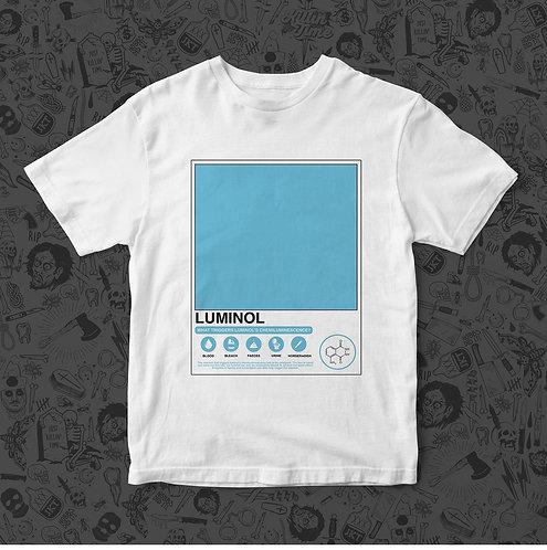Luminol T shirt