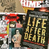 Just Killin' Time True Crime Subscription Box