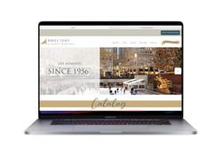 Abby Tent Brand  / Identity / Online Design