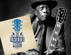 Tulsa Blues Project Brand Identity