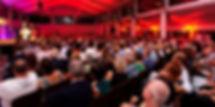 Motivationskabarett in Linz vor 1.200 Besuchern
