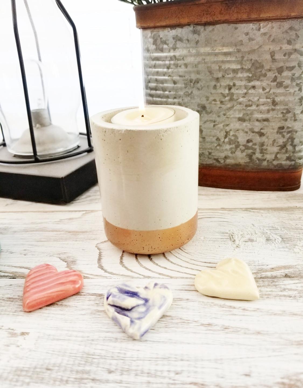 Livs Boutique_Cement Candle_Seattle Stun