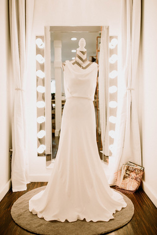 French Knot Couture - Custom Wedding Dress