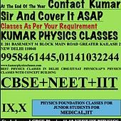 Physics Tutor In GK 2