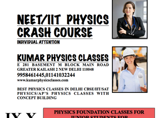 Physics Classes In Kalkaji