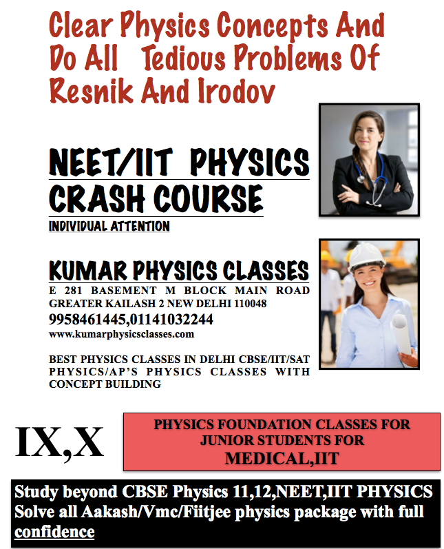 Clear Physics Concepts And Do All   Tedious Problems Of Resnik And Irodov