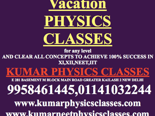 Don't Kill Your Time In Summer Vacations ,Complete Class 11,12 Course Completely In 60 Days-Physics