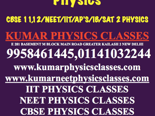 Physics Concept Classes For Cbse,IIT,NEET