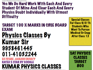 Neet Physics Classes In Delhi