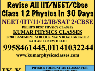 Physics  Table Batch For NEET IN SOUTH DELHI