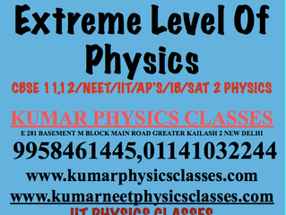 Do Irodov With Mr Kumar -Best Physics Classes In Delhi