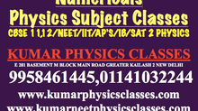 How To Prepare For Physics Exam With Professional Physics Tutor-Physics Tutor In Delhi