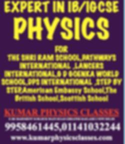 Ib Physics Tutor,Ib Physics Classes