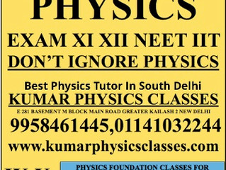 Now the exam season is approaching and everybody is thinking about good marks in physics .If you are
