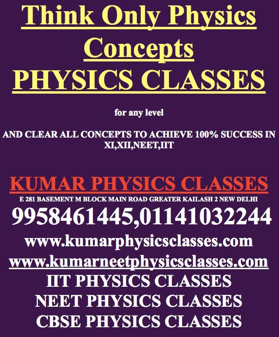 www.kumarphysicsclasses.com