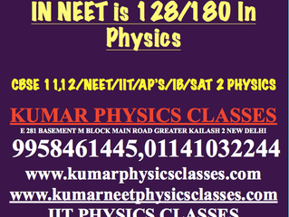 NEET 2018 Physics Paper Review