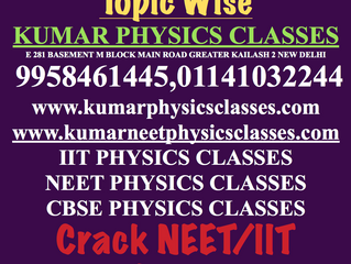 Physics Classes As Per Your Requirement-Best Physics Classes In Delhi
