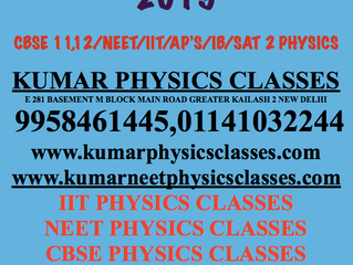 Tips For Neet Exam-Physics Tutor In Delhi,India