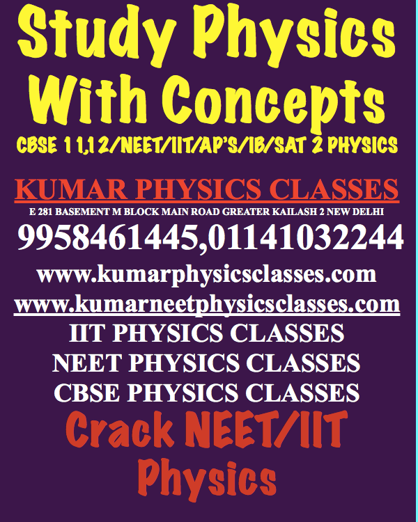 Crack IIT IN First Attempt-Physics Classes In Delhi