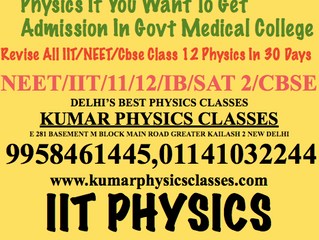 Physics Classes In Kalkaji