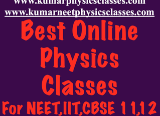 Physics Online Classes in delhi