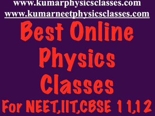 Physics Online Classes in delhi
