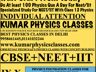 PHYSICS TUTOR DELHI