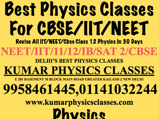 Physics Tutor In Delhi/South Delhi/Gk 2/Kalkaji