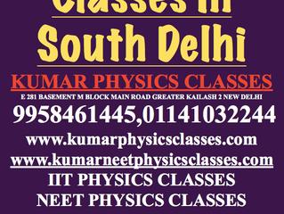 Physics Tutor In Delhi-Kalkaji,Alaknanda,Gk 2,Chittranjan Park