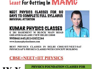 Physics Classes In Nehru Enclave Kalkaji
