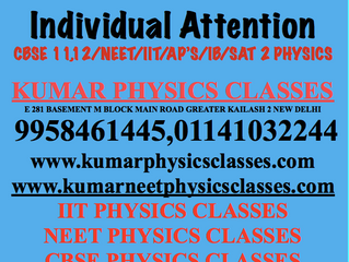 Cbse Physics Board Tips By Physics Tutor In South Delhi