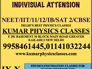 SAT 2 PHYSICS CLASSES BY PROFESSIONAL