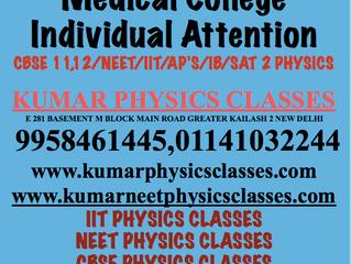 Best Physics Teacher In Delhi For Neet